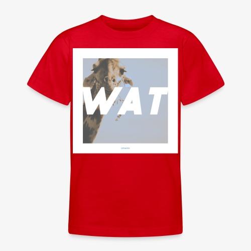 WAT #01 - Teenager T-Shirt
