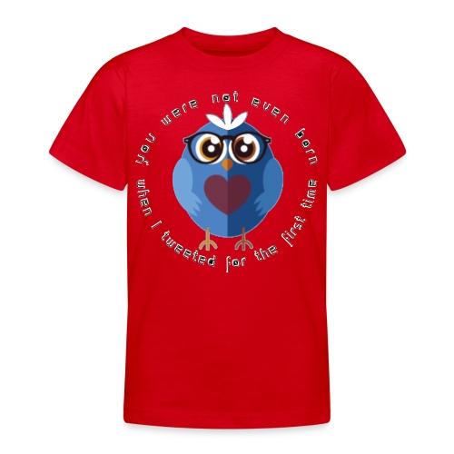 twitter - Teenager T-Shirt