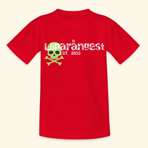 loeparangest - T-shirt tonåring