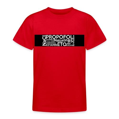 Medikamente - Teenager T-Shirt