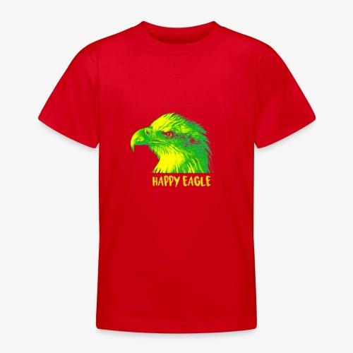 happy eagle - T-shirt Ado