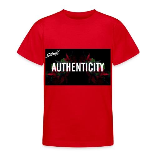 Authenticity - T-shirt Ado