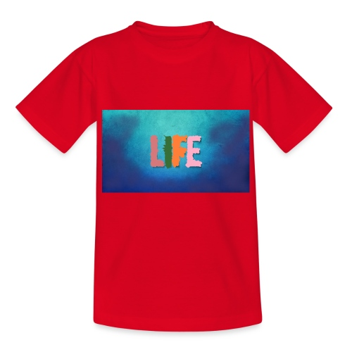 Life - Teenager T-Shirt