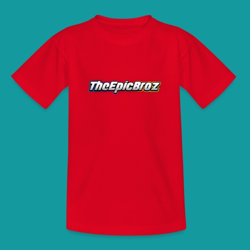 TheEpicBroz - Teenager T-shirt