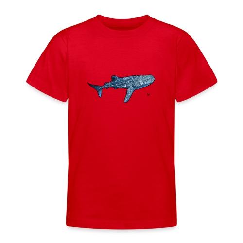 Whale shark - Teenage T-Shirt