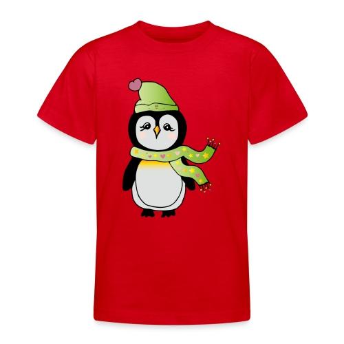 Pinguin - Teenager T-Shirt