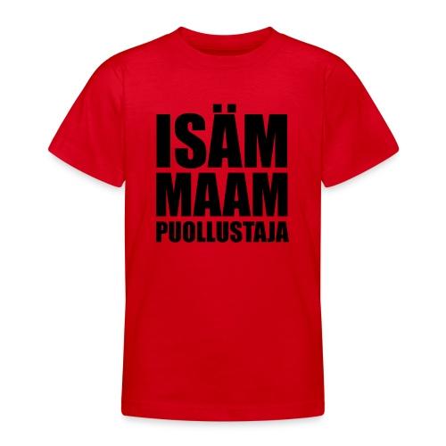PuollustajaB - Nuorten t-paita