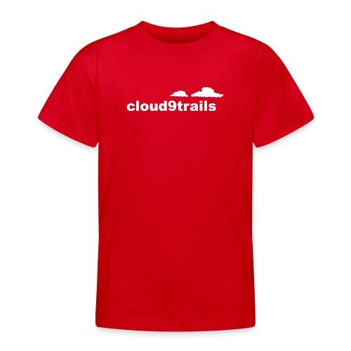 cloud9trails - Teenage T-Shirt