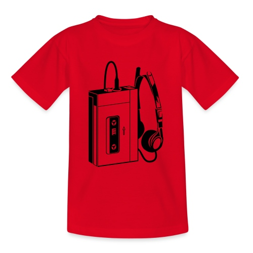 WALKMAN - T-shirt Ado