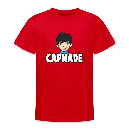 Basic Capnade's Products - Teenage T-Shirt