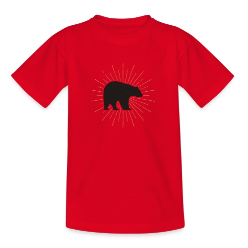 Grizzly - Teenager T-Shirt