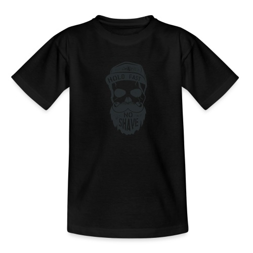 No Shave - Teenager T-Shirt