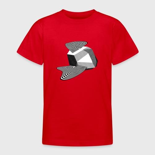 Sharp Curves - T-shirt Ado