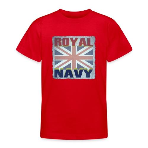 ROYAL NAVY - Teenage T-Shirt