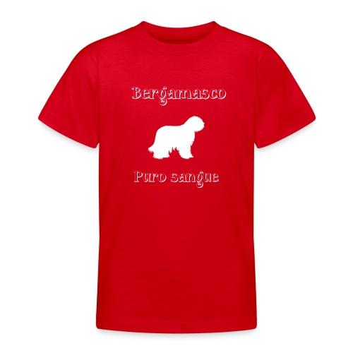 Bergamasco purosangue - Maglietta per ragazzi
