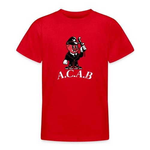 A.C.A.B - T-shirt Ado