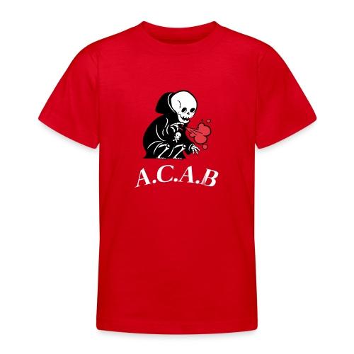 A.C.A.B la mort - T-shirt Ado