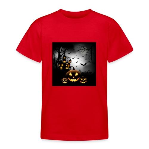 Halloween - Nuorten t-paita