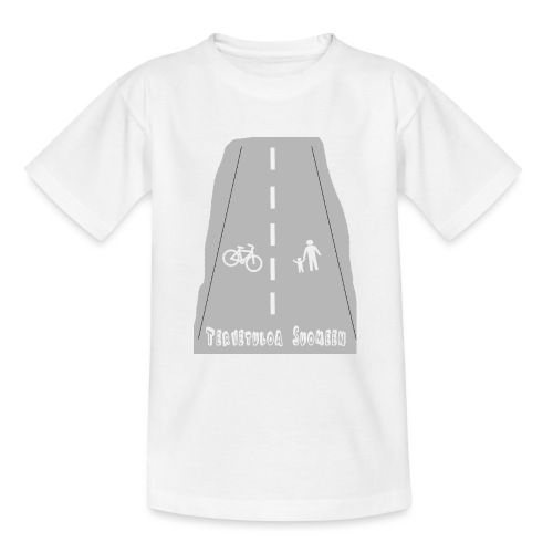 Tervetuloa Suomeen - Nuorten t-paita