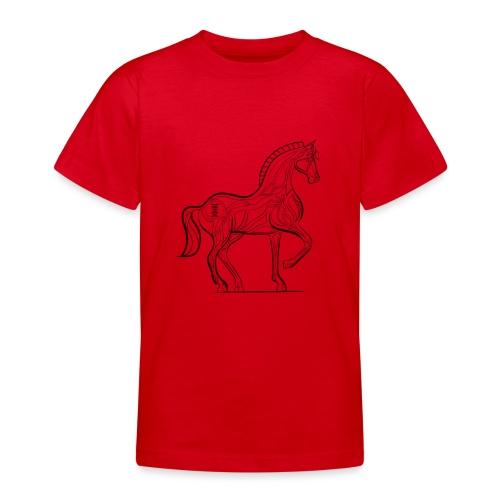 Equus Pferd - Teenager T-Shirt