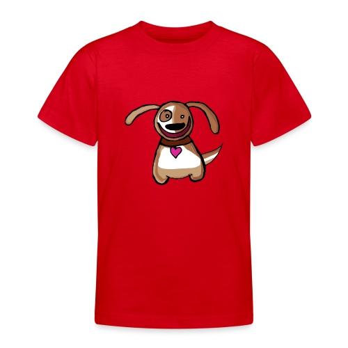 Titou le chien - T-shirt Ado