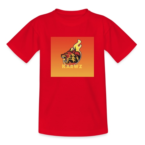 Karwz limited edition Tiger - Teenager-T-shirt