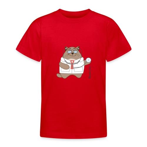 Katzen Arzt - Sancho Cat © - Teenager T-Shirt