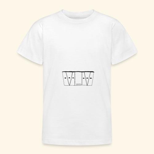 Je Peux pas j ai salon - T-shirt Ado
