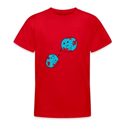 earth - Teenager T-Shirt