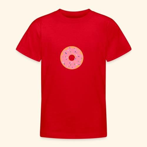 Donut-Shirt - Teenager T-Shirt