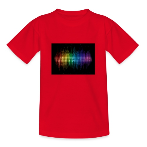THE DJ - Teenage T-Shirt