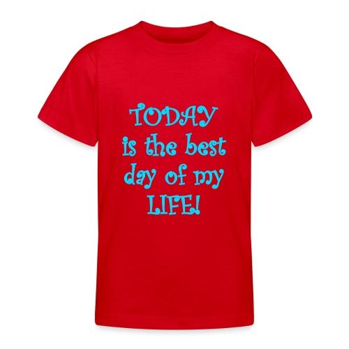 Carpe Diem 21.2 - Teenager T-Shirt