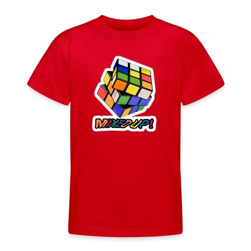 Rubik's Mixed Up! - T-shirt tonåring