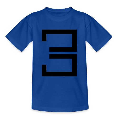 3 - Teenage T-Shirt