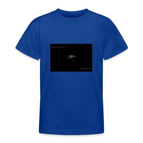Lost Ma Heart - Teenage T-Shirt