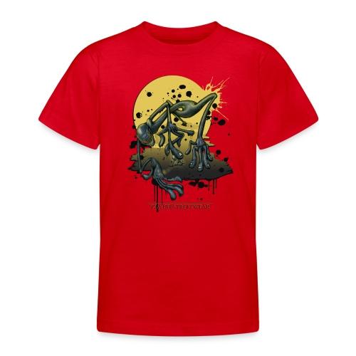 Elite & das Proletariat - Teenager T-Shirt