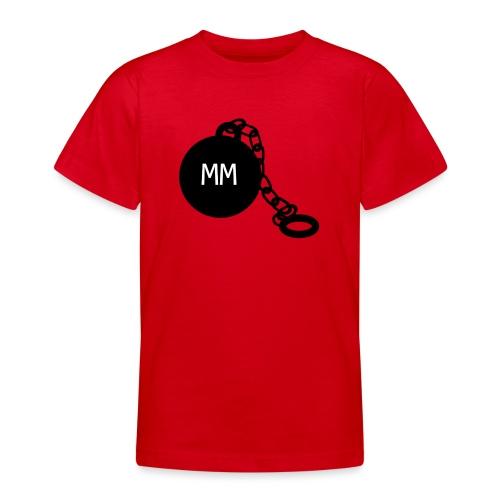 Bomb Mani Merch - Teenage T-Shirt