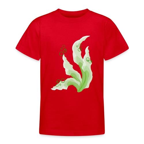 pennelli acquerello verde - Maglietta per ragazzi