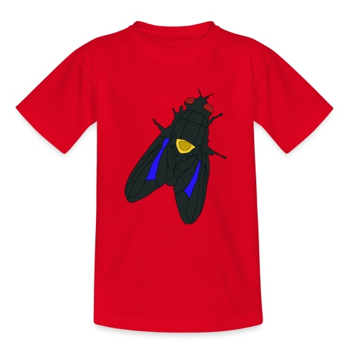 Fluga - T-shirt tonåring