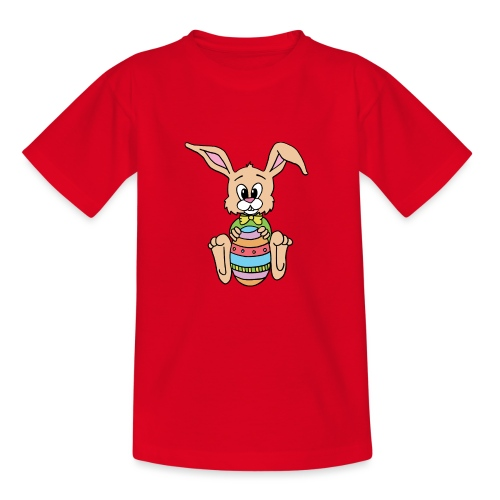 Easter Bunny Shirt - Teenager T-Shirt