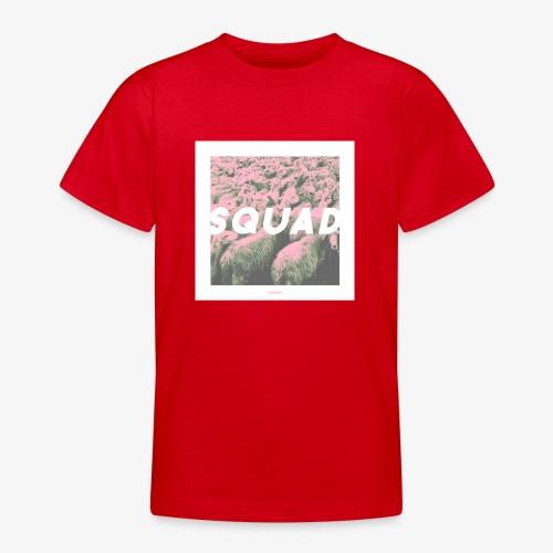 SQUAD #01 - Teenager T-Shirt