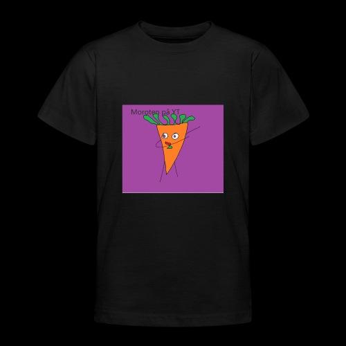 Yt logo - T-shirt tonåring
