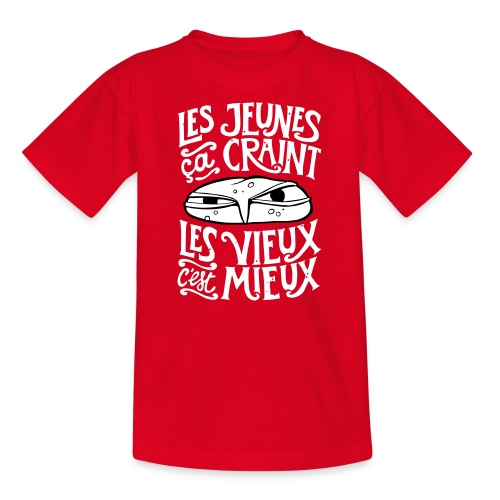 les jeunes ça craint - T-shirt Ado