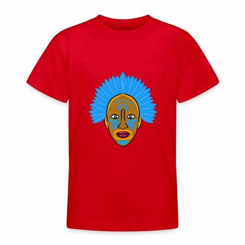 Máscara - Camiseta adolescente