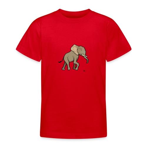 Éléphant d'Afrique - T-shirt Ado