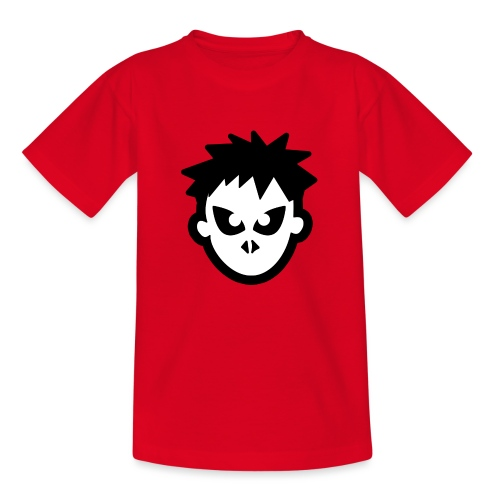 Sorskoot Head - Teenage T-Shirt