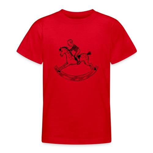 konik na biegunach - Koszulka młodzieżowa