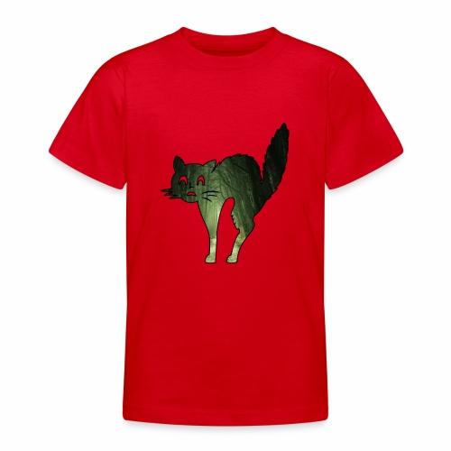Le chat de la Peur - J'peux pas j'suis un Chat - T-shirt Ado