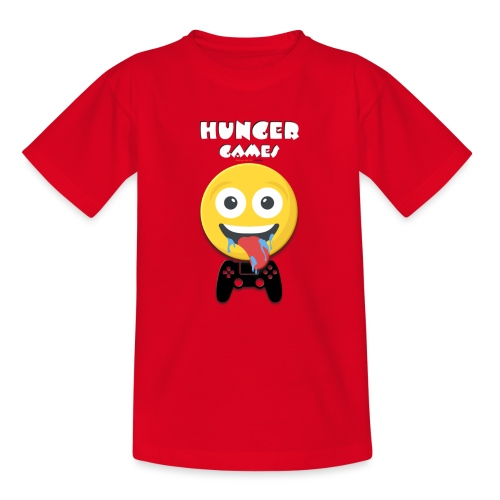 Hunger Games TShirt - T-shirt Ado