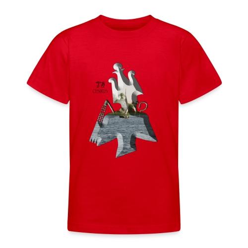 Altägyptischer Gott OSIRIS - Teenager T-Shirt